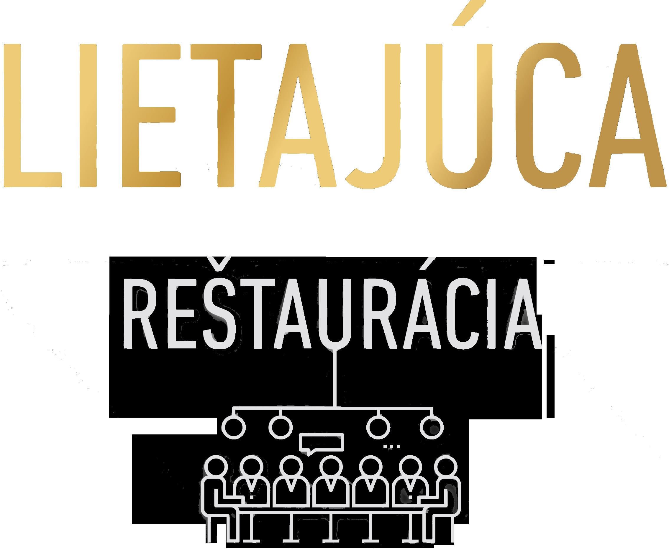 Lietajúca Reštaurácia Logo